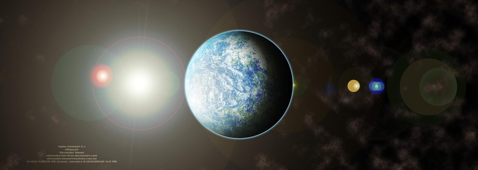 c alpha centauri planets -#main