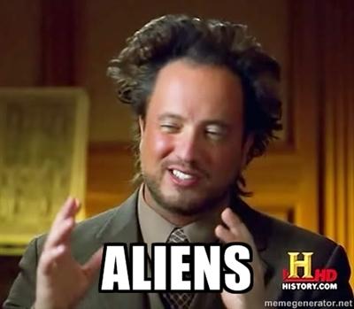 ¿El origen del ser Humano es extraterrestre? llega HUMANO!