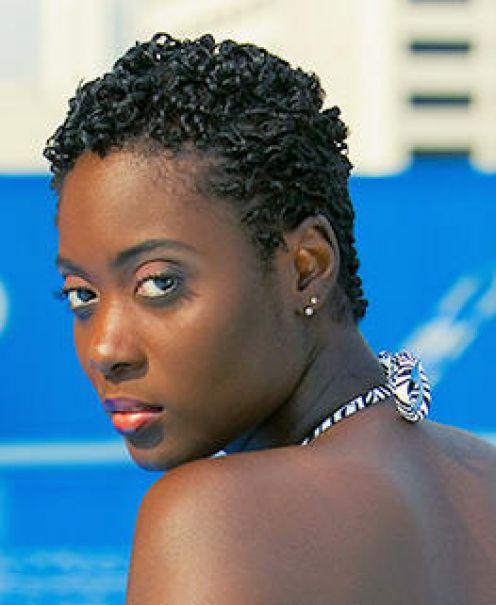 short natural hairstyles for black women short natural hairstyles for ...