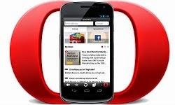 Tải Opera Mini cho android