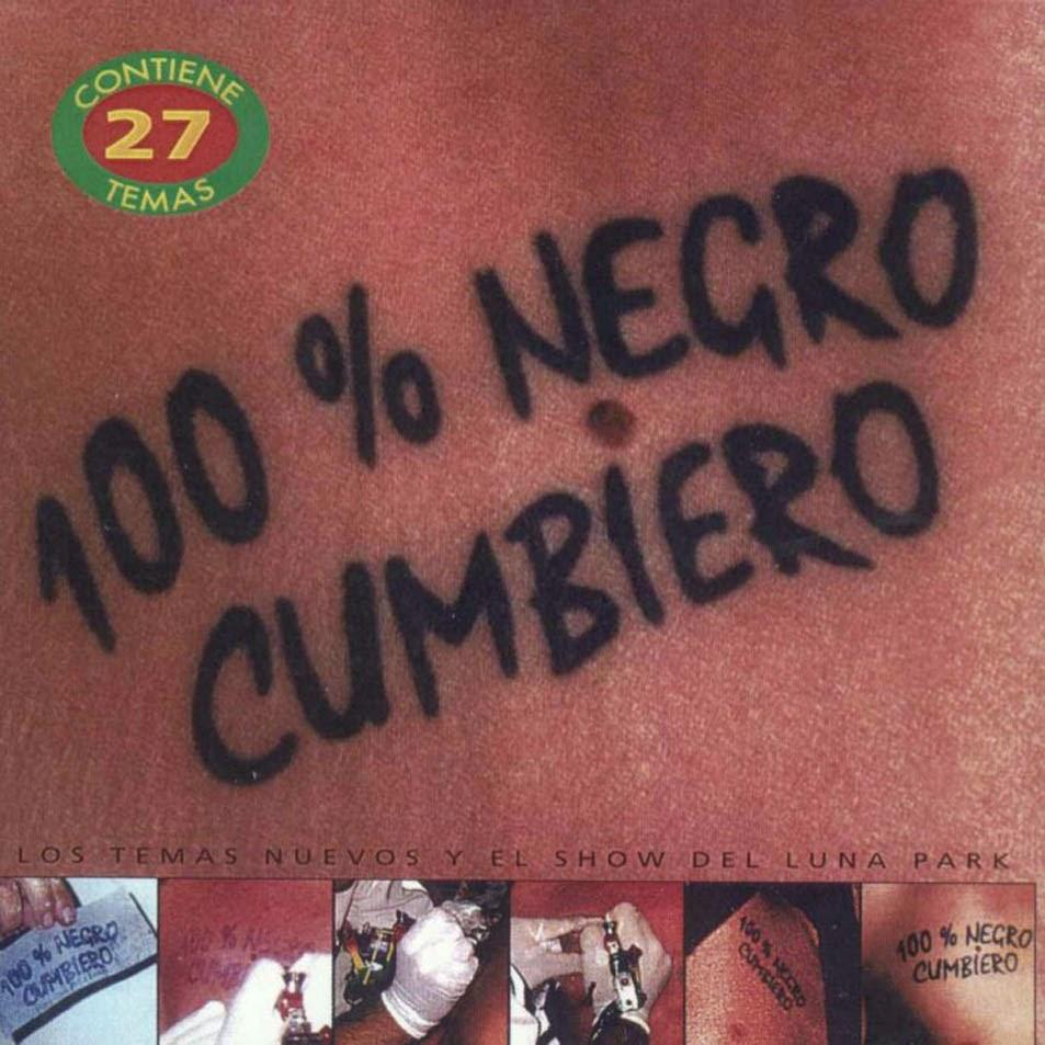 Damas Gratis - 100% Negro Cumbiero (2002)