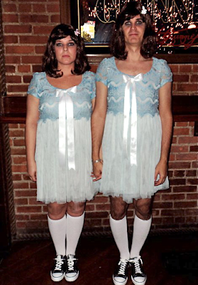 The Shining Twins Couples Costume