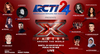 Download Lagu-Lagu X Factor a Round The World