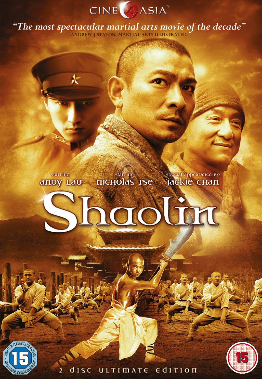 Download Shaolin DVDRip AVI Dual Áudio RMVB Dublado
