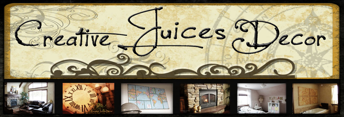 Creative Juices Decor