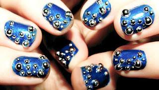 Bubbles Nails o Uñas de Burbujas