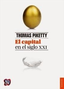 Ranking Semanal. Número 2: El Capital en el Siglo XXI, de Thomas Piketty