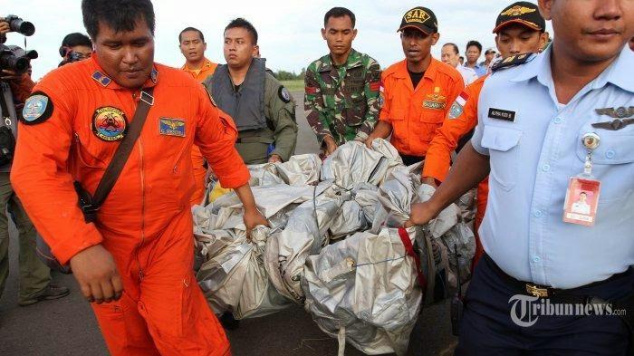 Dua Jasad Ditemukan di Perairan Pulau Sembilan Kotabaru