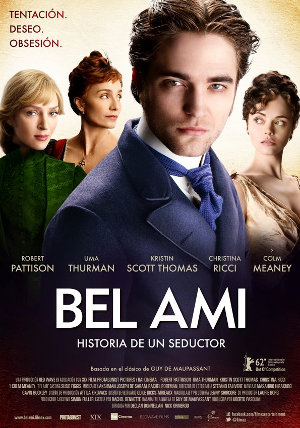 Crítica de Bel Ami