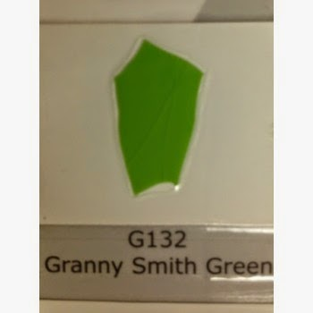 G132 GRANNY SMITH GREEN