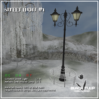 Street Light #1