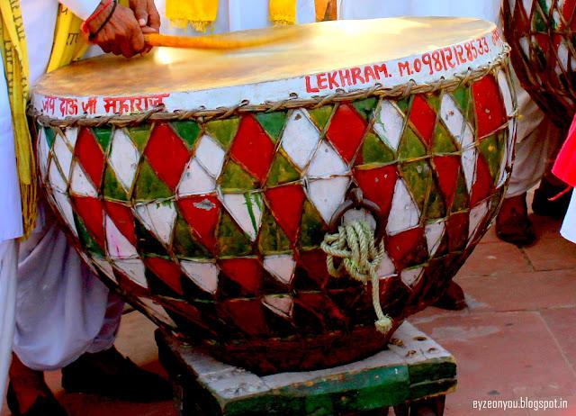 Rajasthani Folk Musical Instrument - Nagara