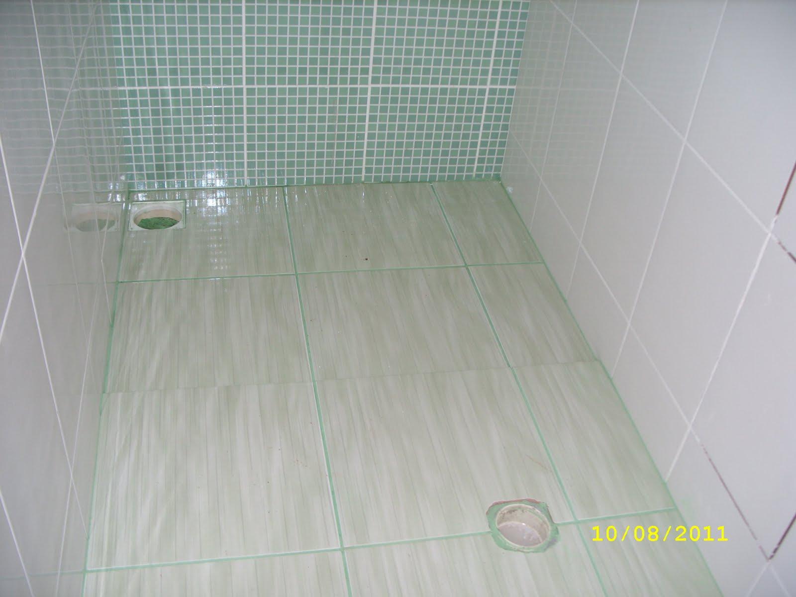 Pisos banheiros #B4B516 1600x1200 Banheiro Com Piso Pastilhas