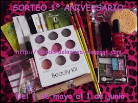Sorteo 1 Cumpleblog