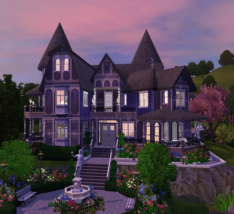 Sims  Cottage Build Stuff