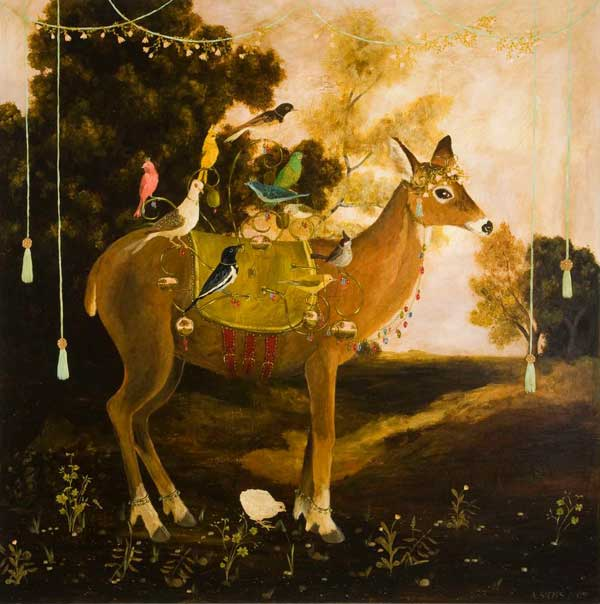 anne siems deer