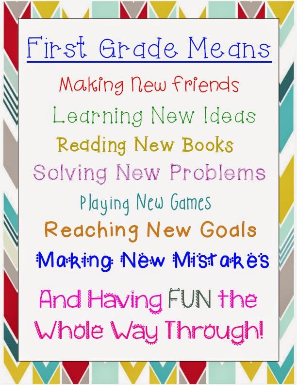 http://www.teacherspayteachers.com/Product/First-grade-poster-1305165