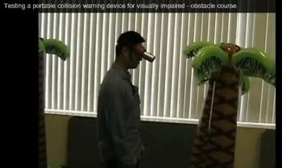 Kamera Wearable Mampu Bantu Penyandang Tunanetra