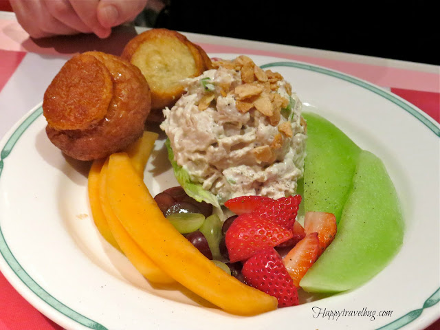 Dorothy's chicken salad