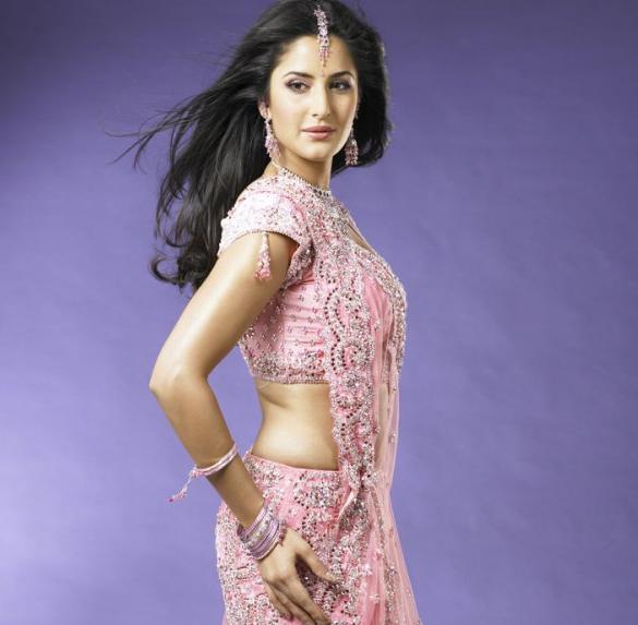 Katrina Kaif Sarees Celebrity Fashion Style