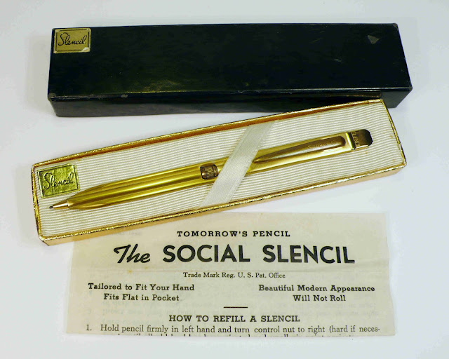 social slencil mechanical pencil