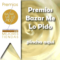 Participamos en los premios Bazar Me Lo Pido!!!
