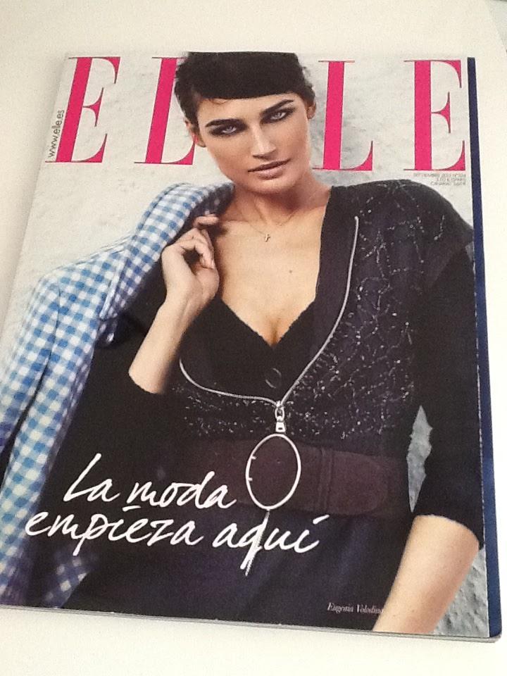 Elle magazine Spain