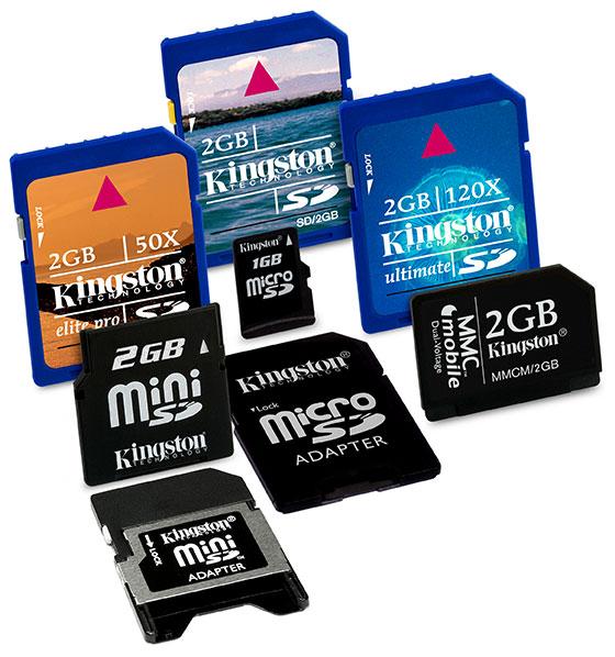 Secure Digital SD Memory Card