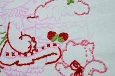 how to Embroidery