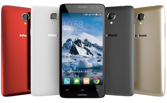 InFocus M370 Mobile Rs.5999 with 4G LTE Support