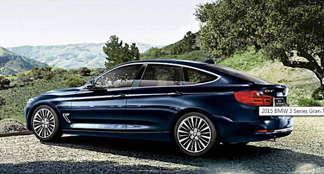 2016 BMW 3 Series Gran Turismo Luxury Lounge Edition