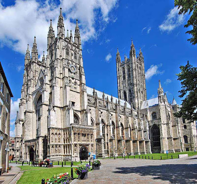 "Church of England to Build ""Pagan Church"""