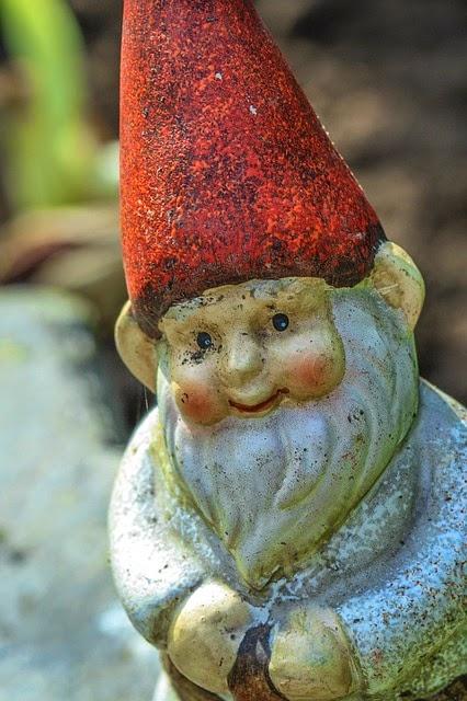 An Evil Gnome Like Creature Terrorizes A Farmhouse In