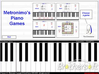 Piano Games for Girls