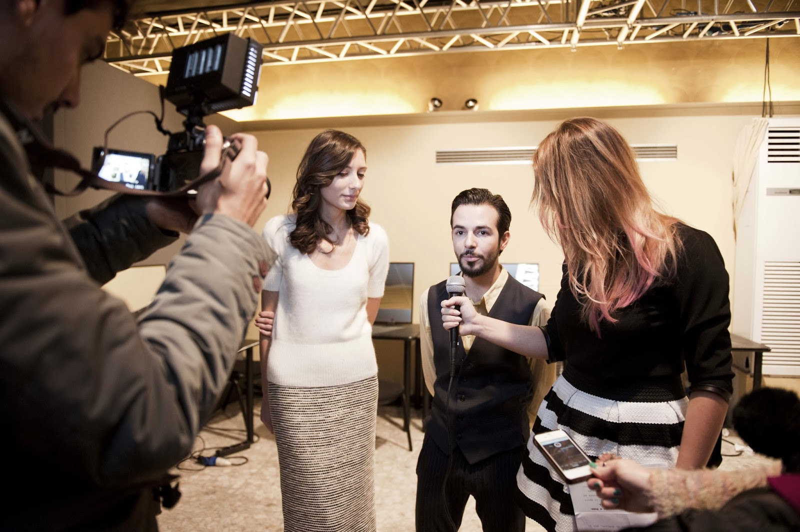 Alexander Flagella, Michela Musco, Greta Boldini, Ida Galati, blogger's point of view, altaroma, gennaio 2014, sfilate, collezione inverno 2015