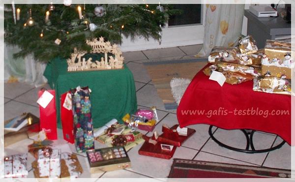 Unsere Weihnachtsgeschenke