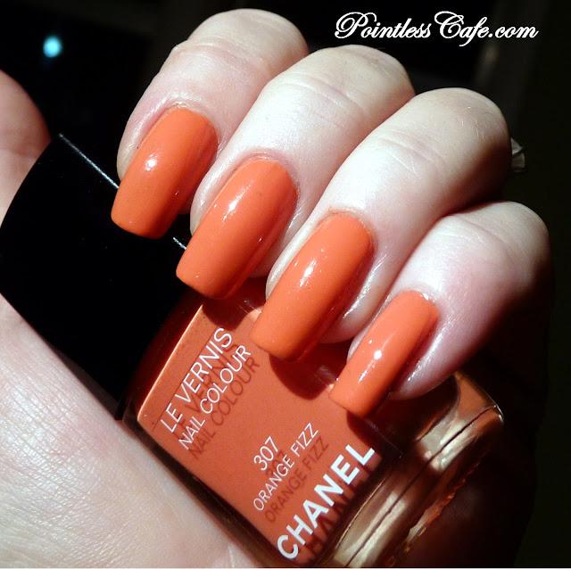 Chanel Orange Fizz