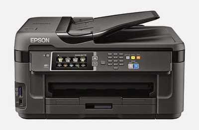 epson wf-3640 scan to computer