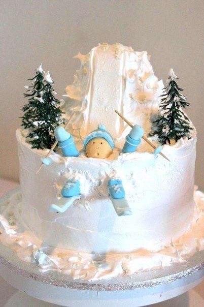 Cake Decorating Ideas For Christmas : Christmas cake decorating ideas ~ Home Decorating Ideas
