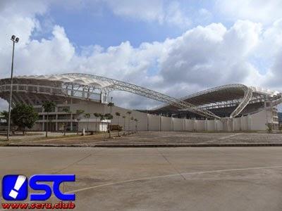 Stadion Madya Aji Imbut