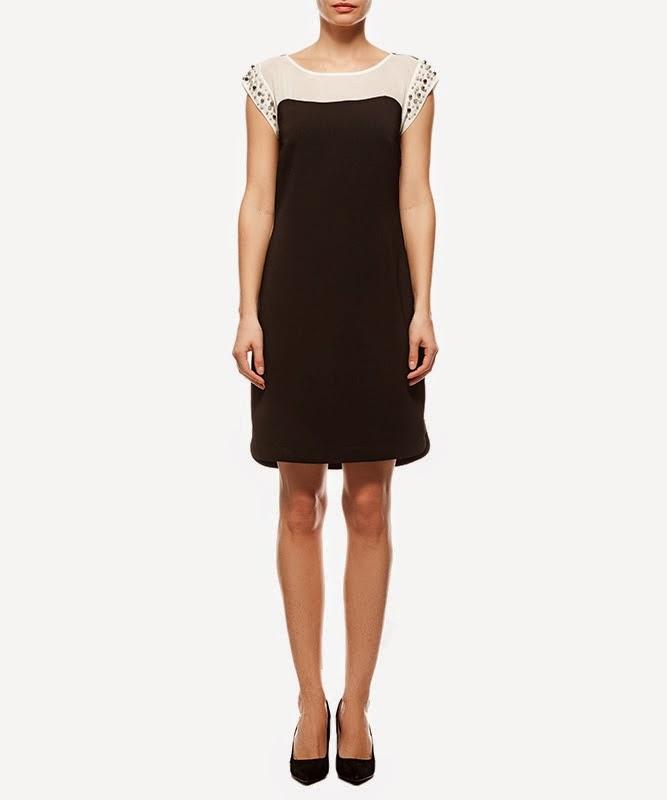 monokrom 1 Koton 2014   2015 Elbise Modelleri, koton elbise modelleri 2014,koton elbise modelleri 2015,koton elbise modelleri ve fiyatları 2015,koton elbise modelleri ve fiyatları 2014