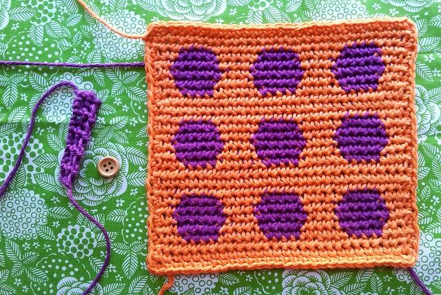 Tapestry Crochet : Little Crochet: Into Tapestry Crochet