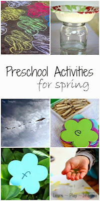 10 hands on preschool activities for spring