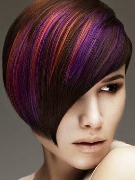 akibat selalu highlight rambut