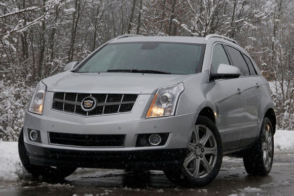 Home Car Collections: Cadillac SRX | Cadillac SRX Reviews