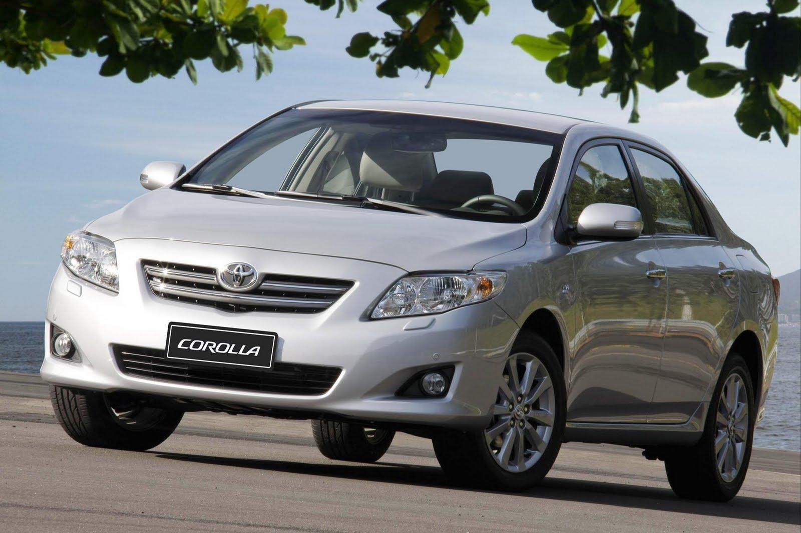 A Toyota Do Brasil Divulgou Para A Imprensa Um Comunicado Sobre A Campanha  De Chamamento Dos Veículos Corolla Produzidos Entre Março De 2008 E  Dezembro De ...