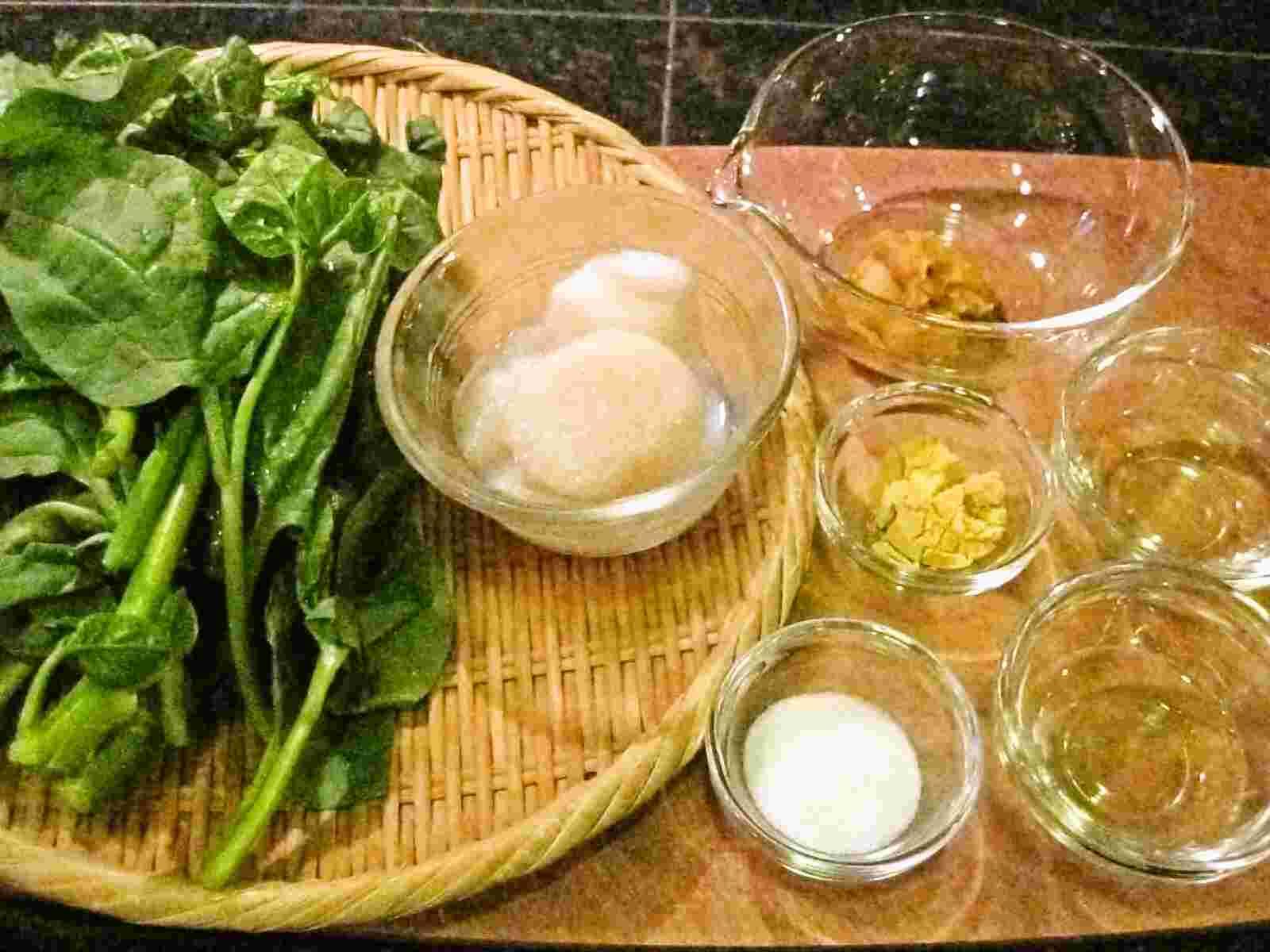 Scallop With Mustard Miso Sauce Recipe — Dishmaps