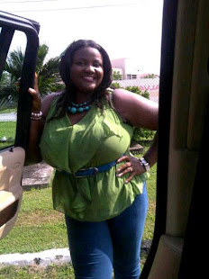 PLUS SIZE BEAUTY FOR THE WEEK(Belinda Molokwu)