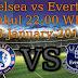 Chelsea vs Everton 16-January-2016