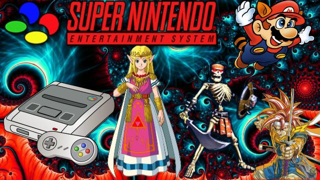 descarga juegos para super nintendo: